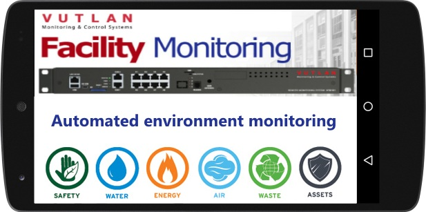 Vutlan Facility Monitoring